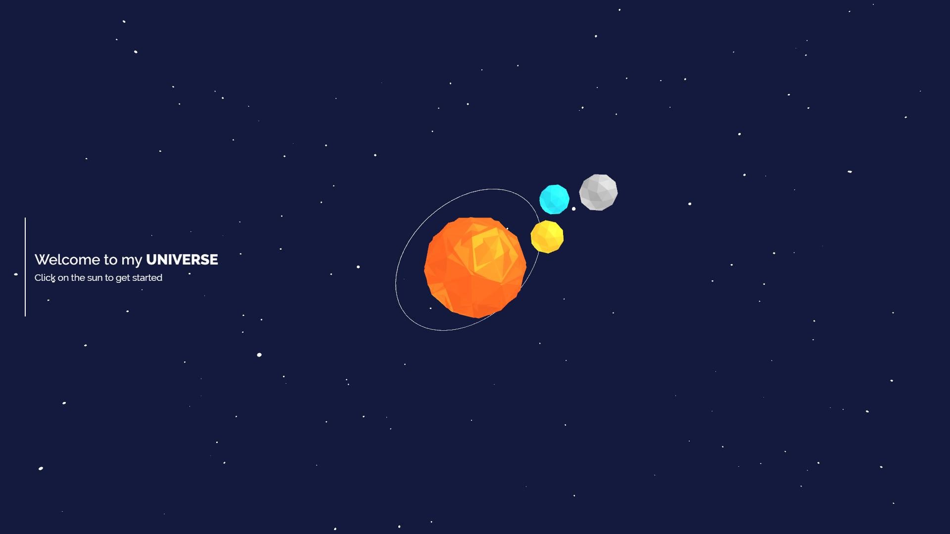solar system three js - photo #9